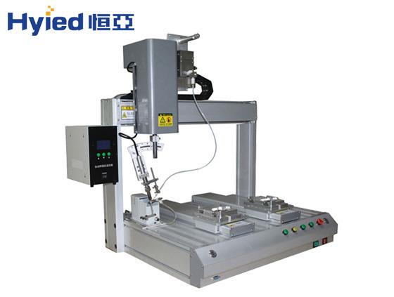 双轴自动焊锡机